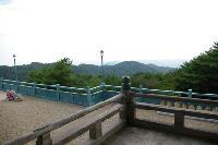 天上寺金堂回廊