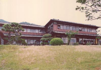 勝田邸南面現況