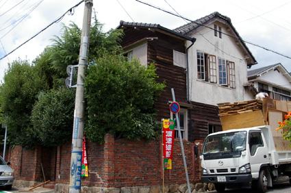 赤坂通の家