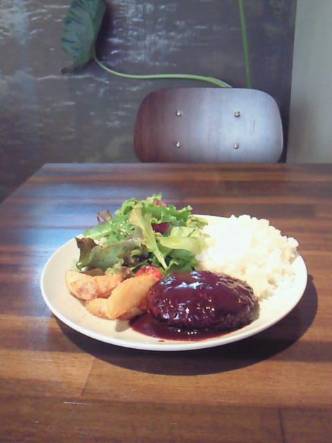 CAFE LINK ランチ