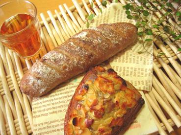 パントリーのパンたち