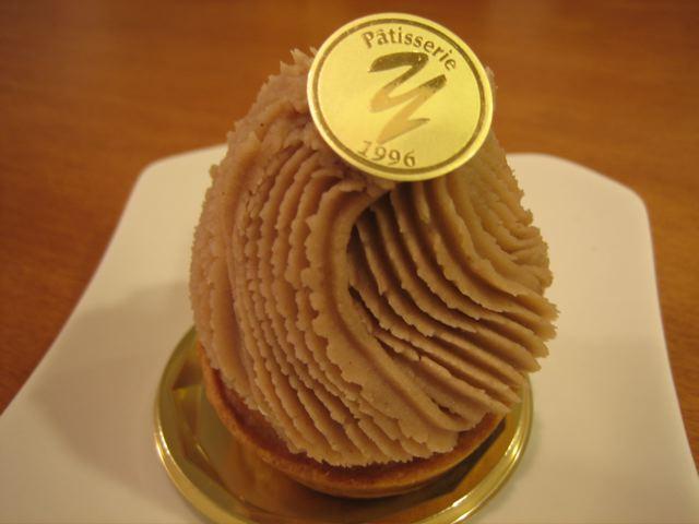 パティスリーyoshimi「モンブラン」