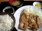 味彩「チキンソテー定食」