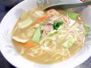 東昇楼「チャンポン麺」
