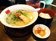 山神山人(さんじんさんじん)「ラーメン定食」