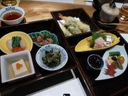 旬魚旬菜むらおか「三段弁当」