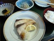 和食屋ふらふら「焼魚定食」
