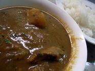 インドカフェDesi Chai「チキンカレー」