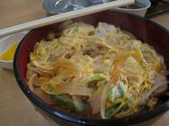 栄食堂 「親子丼」