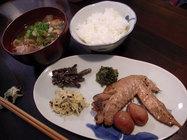 咲流〜「今日のメニュー」