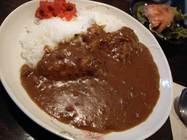 神戸甘辛カレーMini(旧レードル)「甘辛カレー」