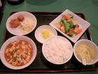 パンダ飯店「日替わり定食(2/28)」