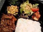 焼肉のミズノ「ロース定食」