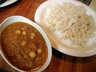 キッチンアイズ「ひよこ豆のカレー」