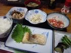 文福「焼魚定食」